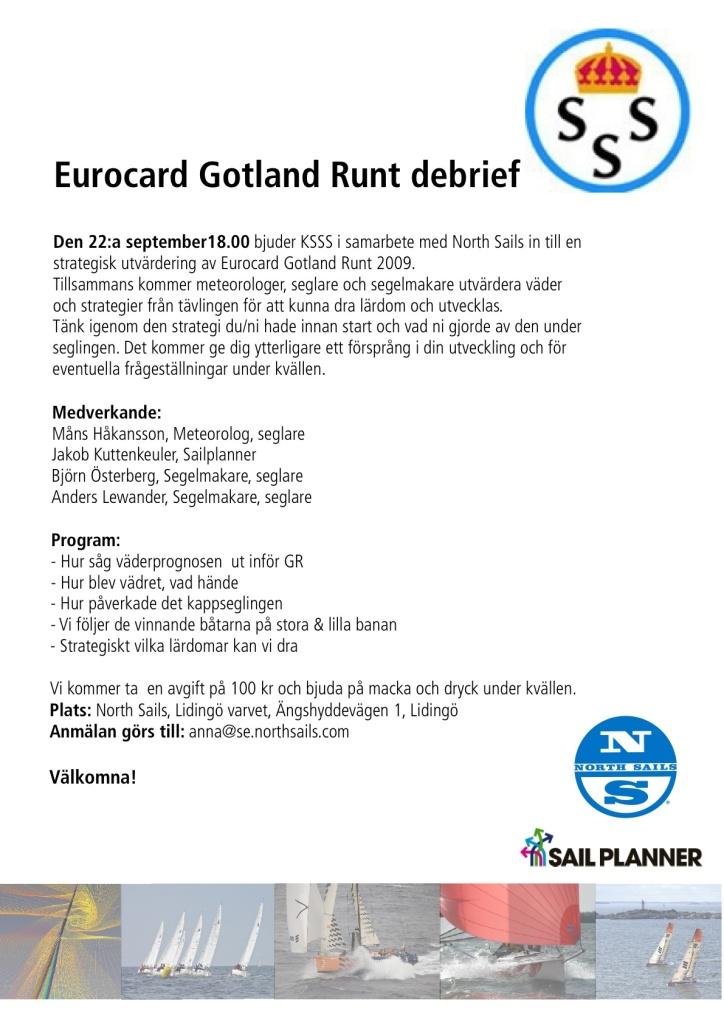 Eurocard GR debrief 09